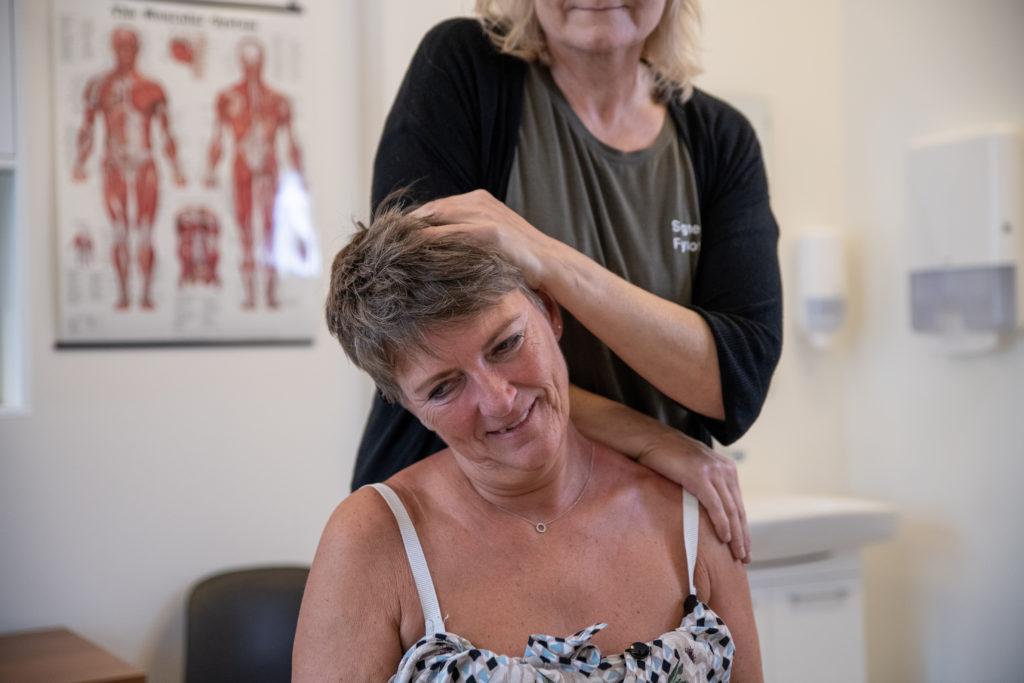 Fysioterapi på Amager