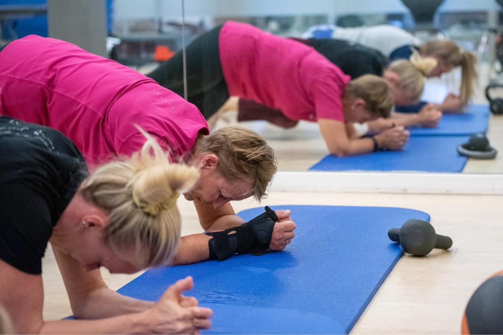 Træning af ryg på Amager - Få en stærk ryg