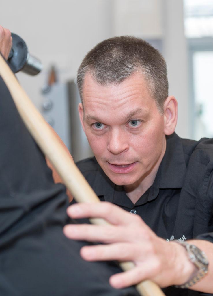 Profilside Adrian Winther Fysioterapeut shockwave behandler og akupunktør