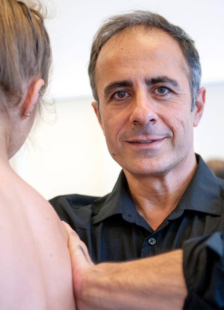Profilside Marcus Goodarzi Fysioterapeut Open Focus og Stickdo Mind Body