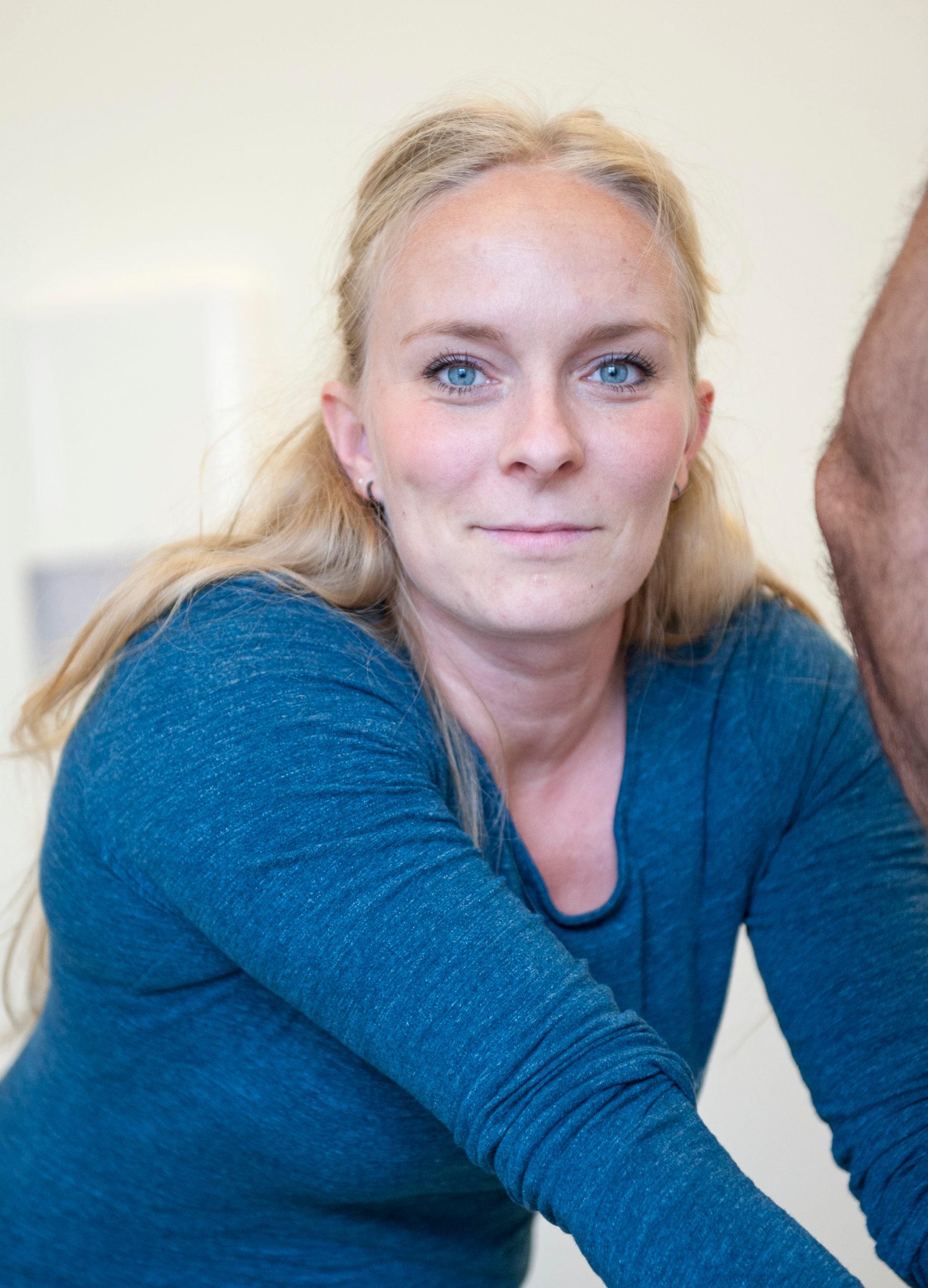 Profilside Nanna Mia Brandrup Fysioterapeut