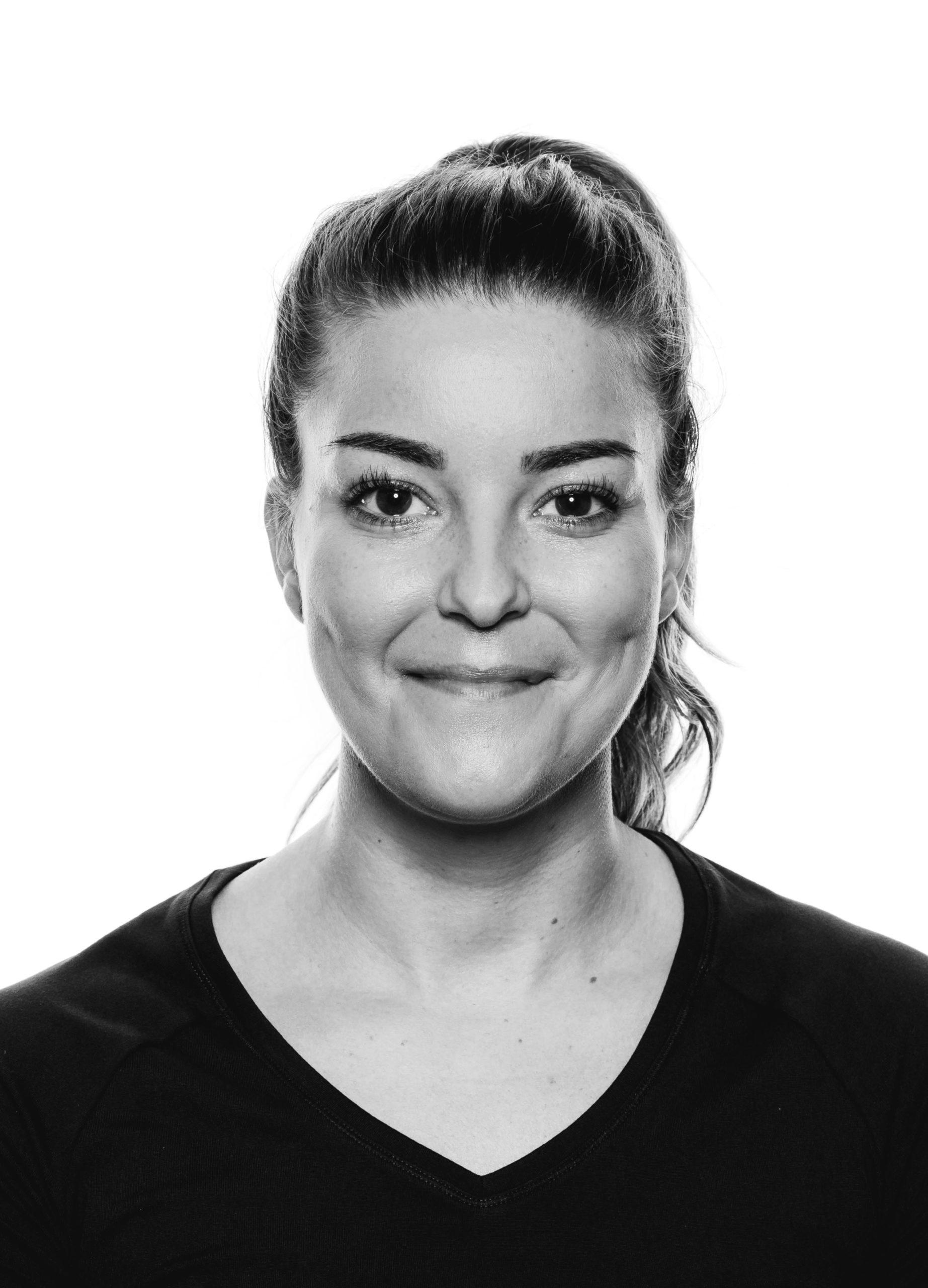 Profilside Nynne Schledermann Fysioterapeut