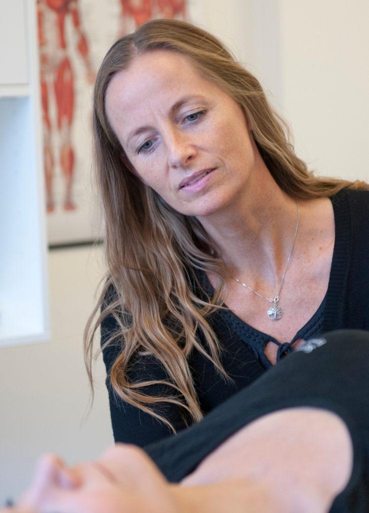 Profilside Rikke Christine Olsen Kranio-sakral terapeut og afspændingspædagog