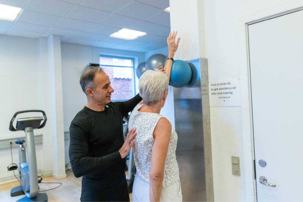 Træning med Parkinsons Sygdom på Amager