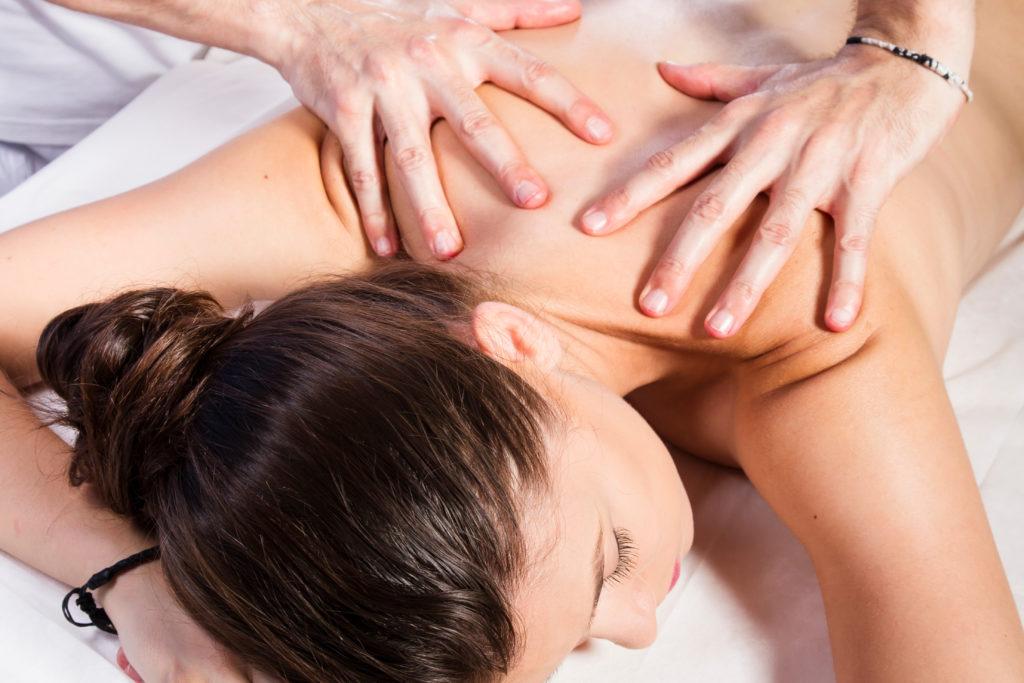 Massage på Amager