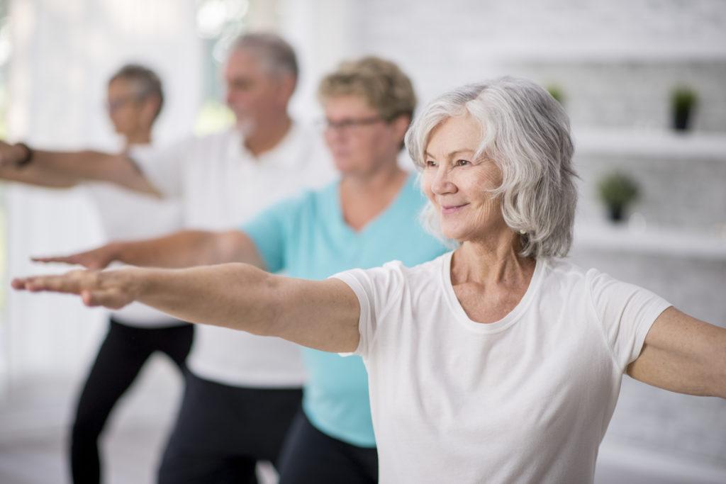 LSVT BIG parkinson træning - Til dig der har Parkinson